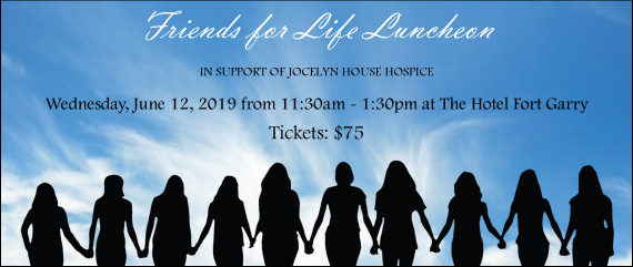 Friends for Life Ladies Luncheon